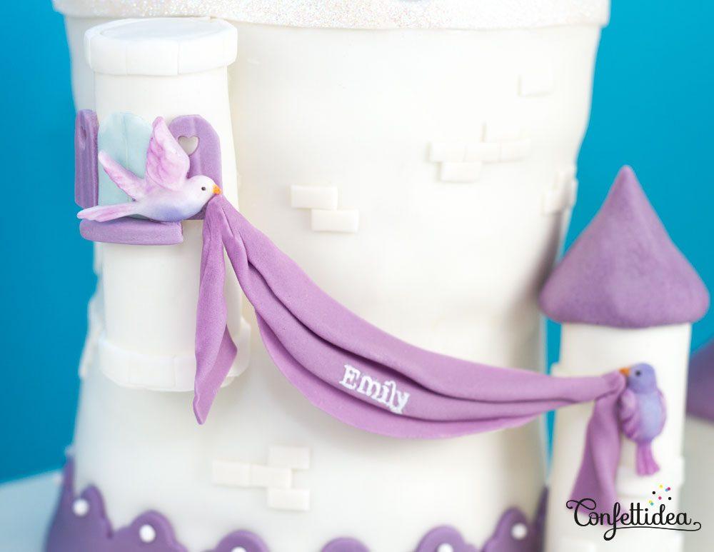 princess sofia cake castle disney