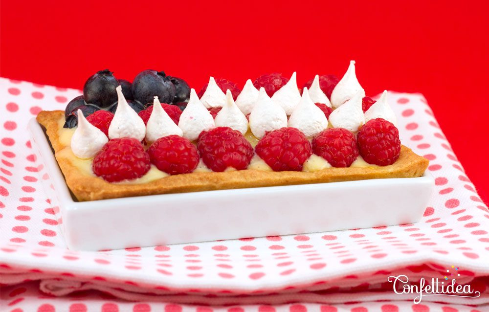tarte aux fruits independence day 2016